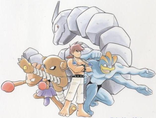 File:Bruno and his Pokemon.jpg