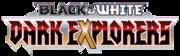 Black & White Dark Explorers logo