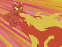 Macy Slugma Flamethrower