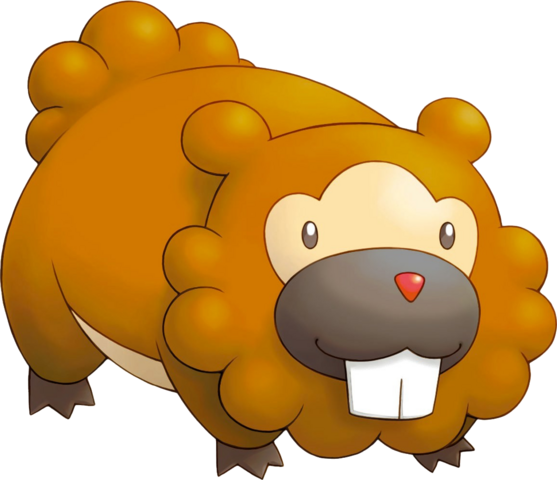 File:399Bidoof Pokemon Mystery Dungeon Explorers of Time and Darkness.png