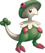 286Breloom Pokemon Mystery Dungeon Explorers of Sky