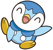 393Piplup DP anime 11