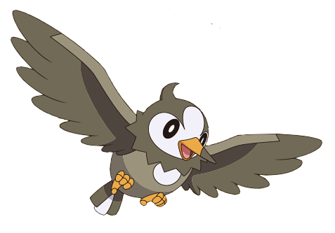 File:396Starly XY anime.png