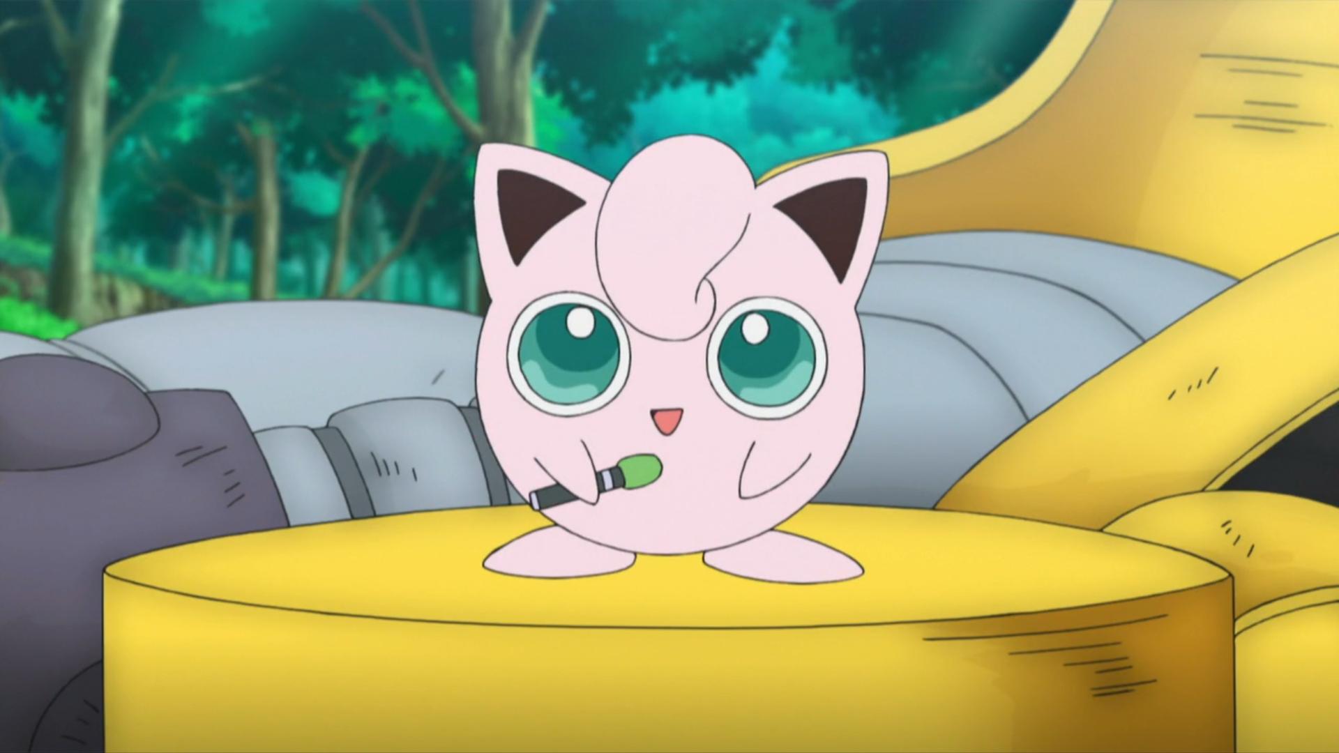 Jigglypuff anime