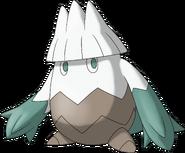459Snover Pokemon Ranger Shadows of Almia