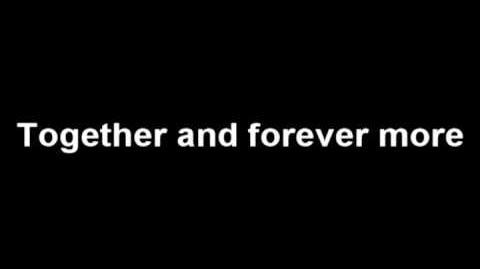 Pokemon - Together Forever Lyrics