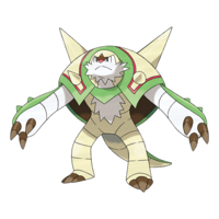 652Chesnaught