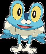 656Froakie XY anime 2