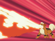 Morrison Growlithe Flamethrower