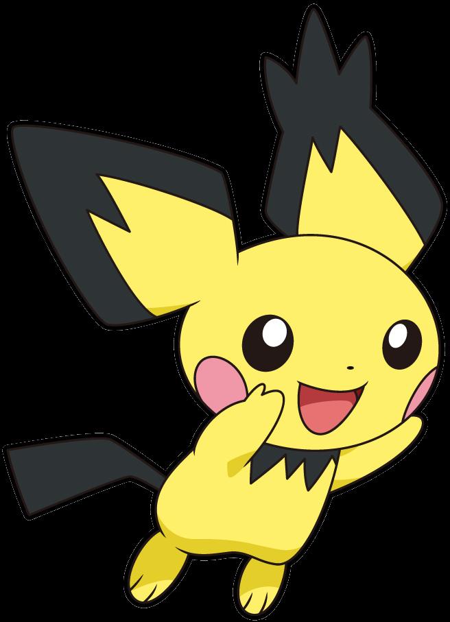 Image - 172Spiky Pichu 2.png | Pokémon Wiki | FANDOM ...