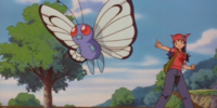 Lisa's Butterfree