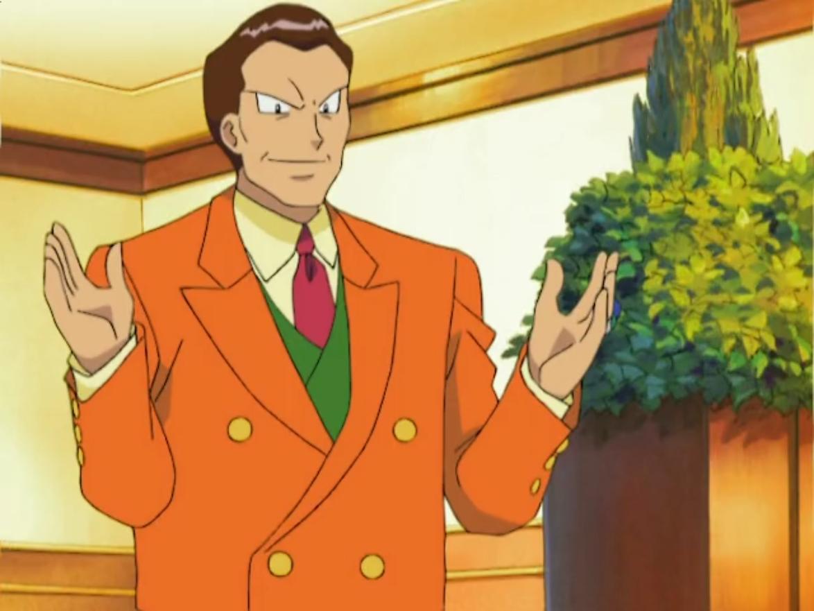 Pokemon ash vs giovanni episode-8832