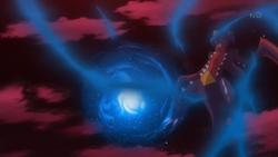 Sycamore Mega Garchomp Dragon Rage