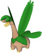 357Tropius Pokémon PokéPark