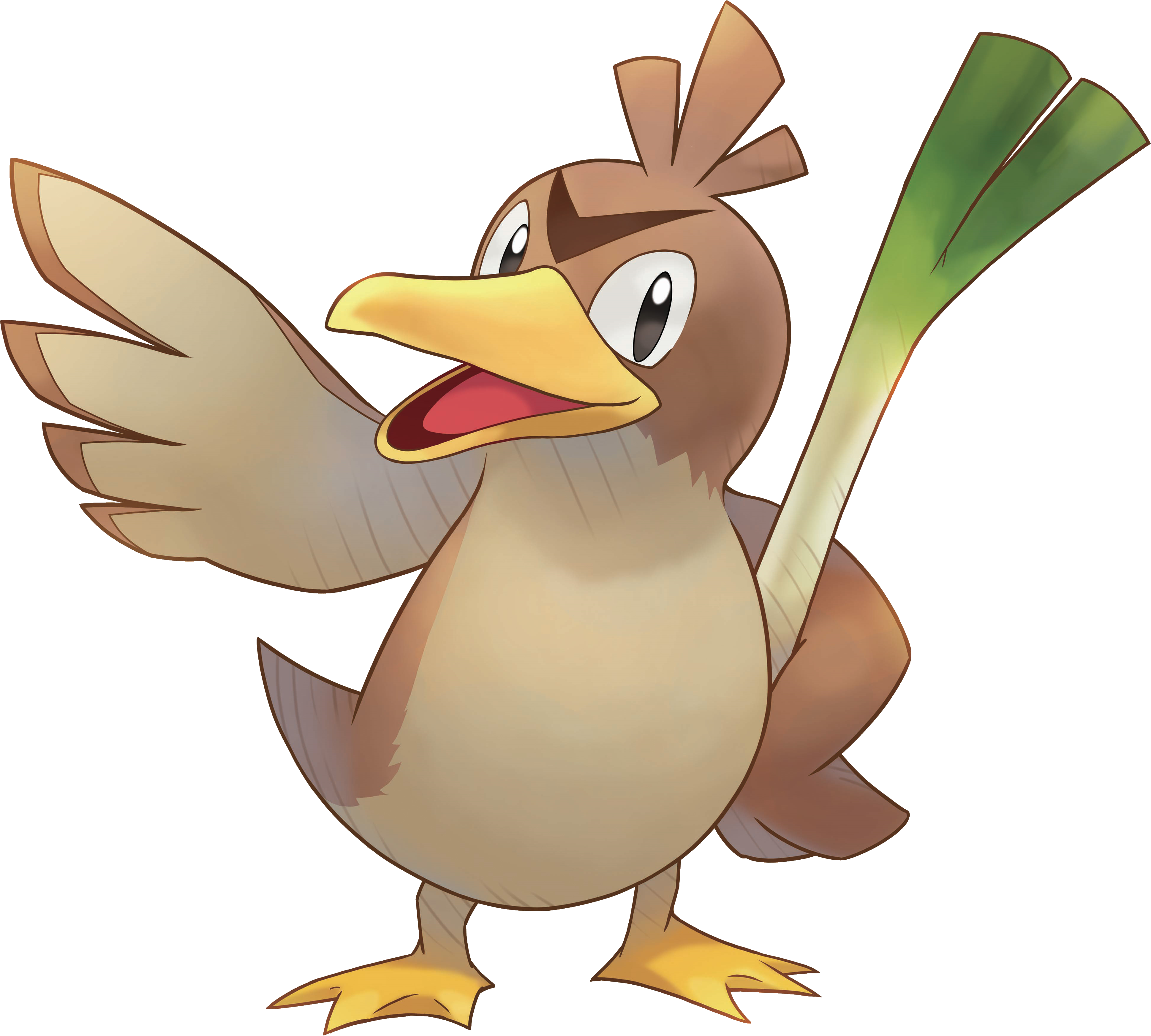 File:083Farfetch'd Pokemon Super Mystery Dungeon.png