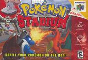 Pokémon Stadium Cover