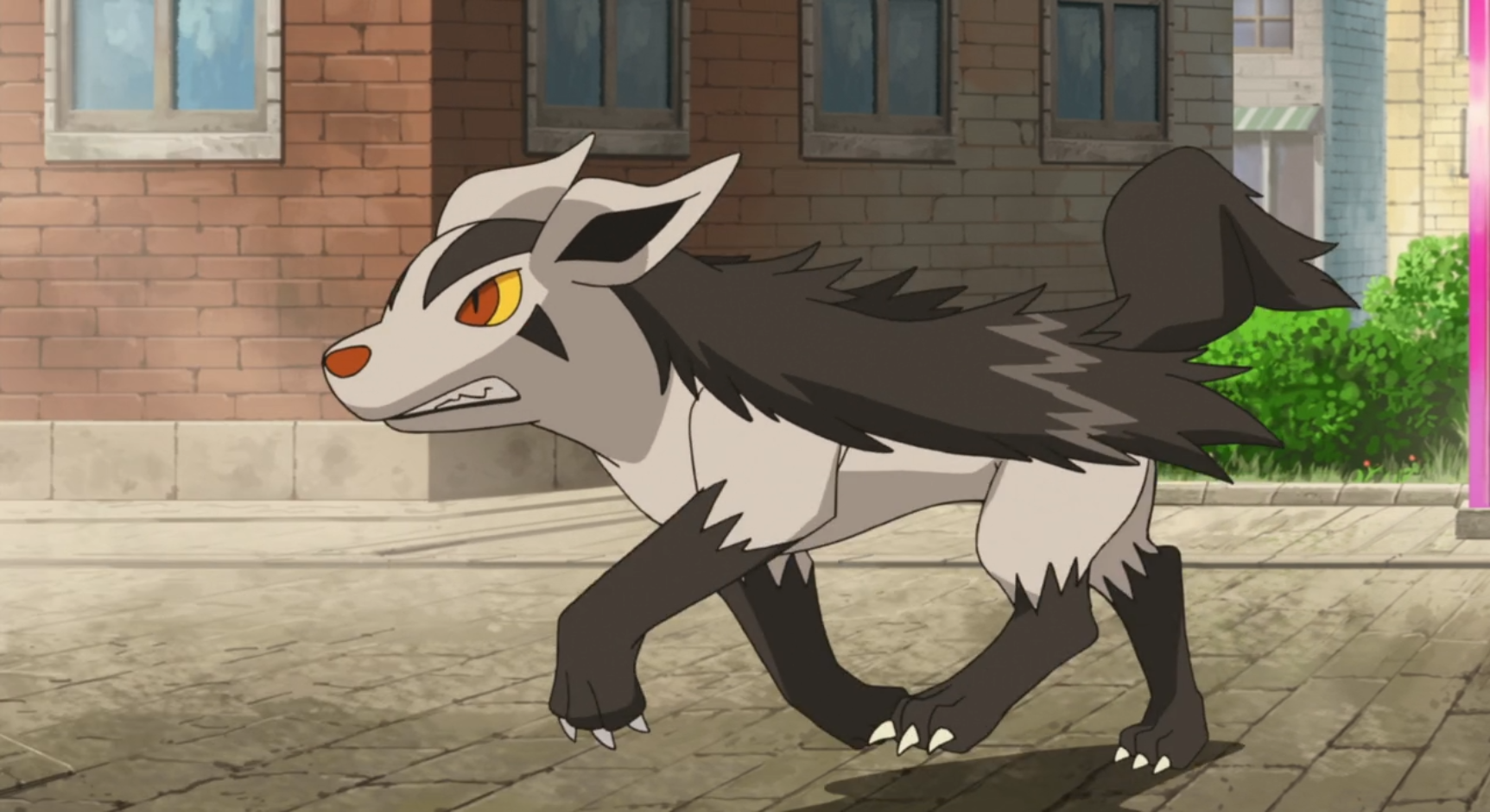 Joe S Mightyena Pok 233 Mon Wiki Fandom Powered By Wikia