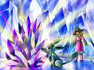 May Glaceon evovle