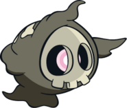 355Duskull Dream