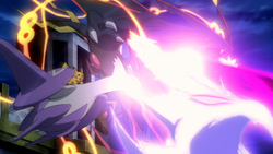 Mega Latias Dragon Pulse