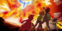 XY086: A Legendary Photo Op!