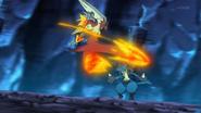 Gurkinn Blaziken Blaze Kick