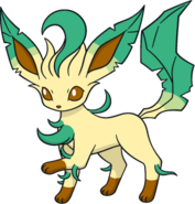 470Leafeon Dream