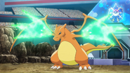 Trevor Charizard Dragon Claw