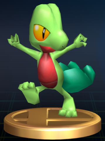 File:Treecko trophy SSBB.png