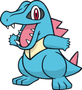 158Totodile Dream