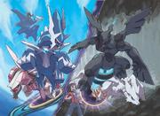 Mirage Spot Legendary Pokémon
