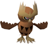 164Noctowl Pokemon Stadium