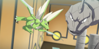 Red's Scyther