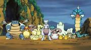 Team Rocket Clone Pokémon