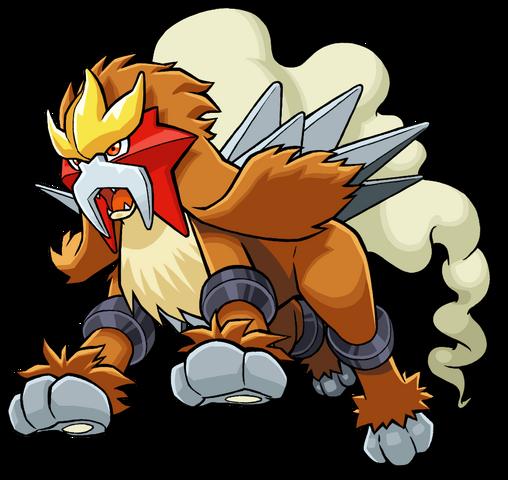 File:244Entei Pokemon Ranger Guardian Signs.png