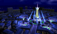 Lumiose City (Super Smash Bros. for Nintendo 3DS)