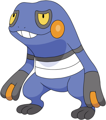File:453Croagunk DP anime.png