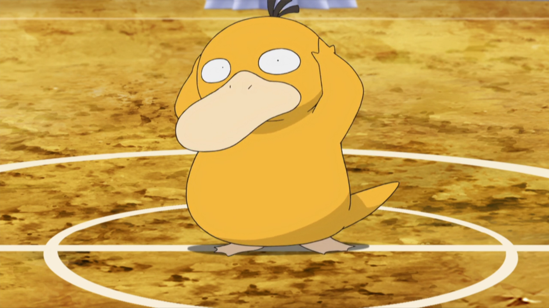 Misty's Psyduck (anime) | Pokémon Wiki | FANDOM powered by ...