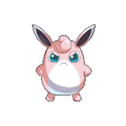 040Wigglytuff Pokemon Conquest