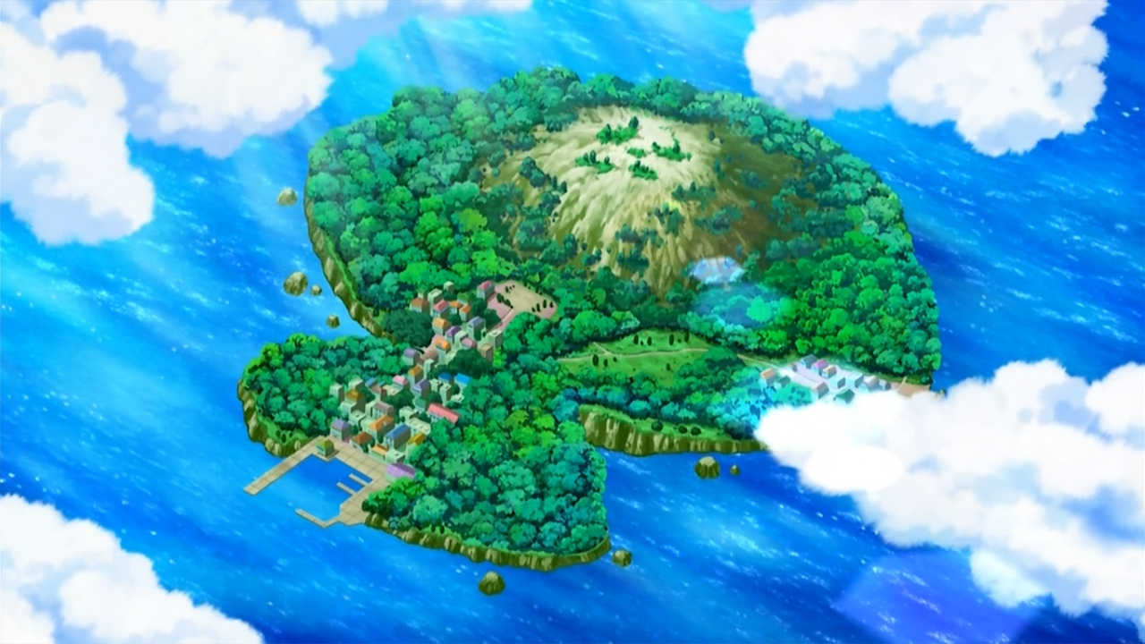 Scalchop Island Pok 233 Mon Wiki Fandom Powered By Wikia