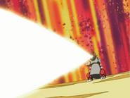 Dream Groudon Solar Beam