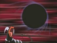 Joshua's Houndoom Shadow Ball