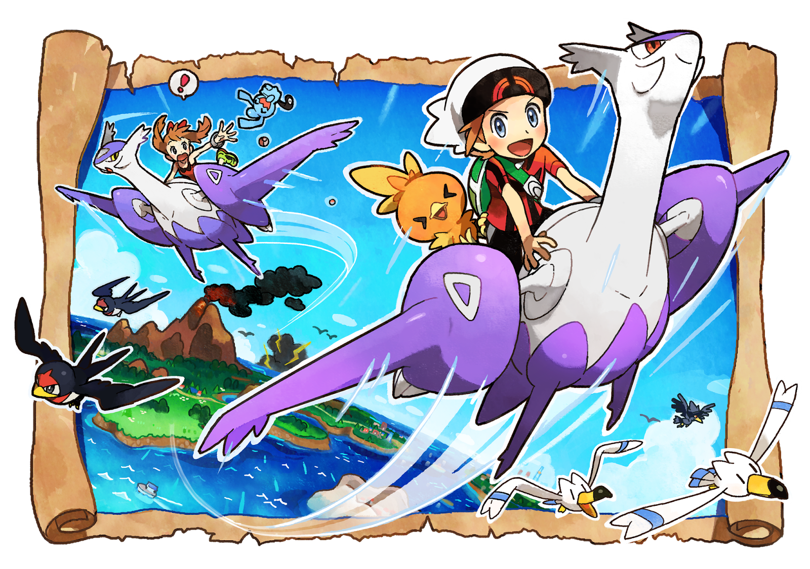 pokémon omega ruby and alpha sapphire   pokémon wiki   fandom