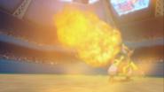 Lucas Magmortar Fire Blast