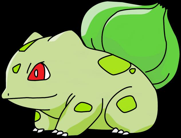 File:Shiny Bulbasaur Artwork (Side).png