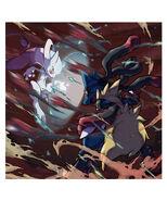 Mega Mewtwo vs. Mega Lucario (Pokémon X and Y)