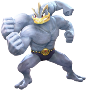 Machamp (Pokkén Tournament)