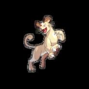 053Persian Pokemon Conquest