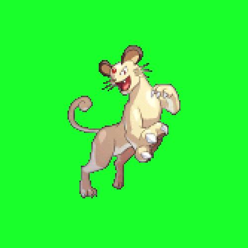 Meowth Sprite Gen 6