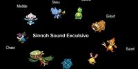 Sinnoh Sound